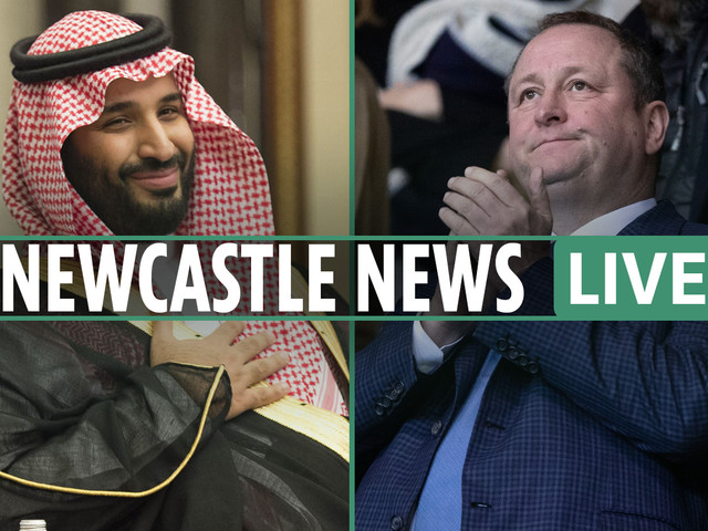 Newcastle takeover news LIVE: Alan Saint-Maximin reveals Newcastle transfer details, Saudi 'money wins', Shelvey claims