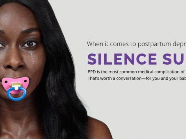 Why Moms Criticized This Postpartum Depression Awareness Campaign