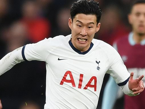 Sportsmail's experts and other football stars praise Heung-Min Son's incredible goal vs Burnley