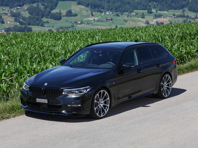 Dahler Turns BMW 5 Series Touring into Proper Beast