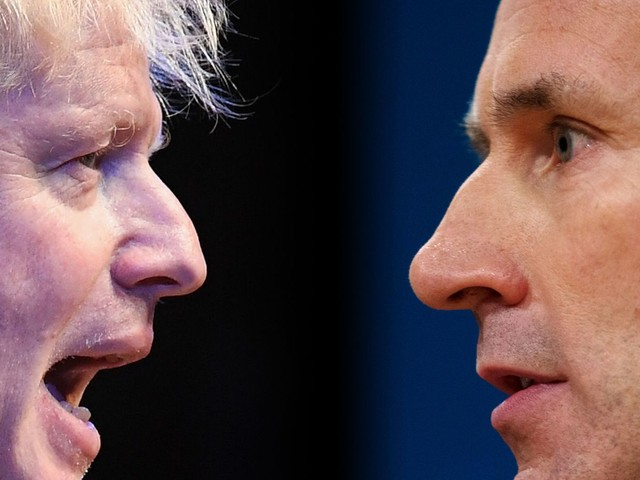 Tory leadership race: Focus falls on immigration and tax