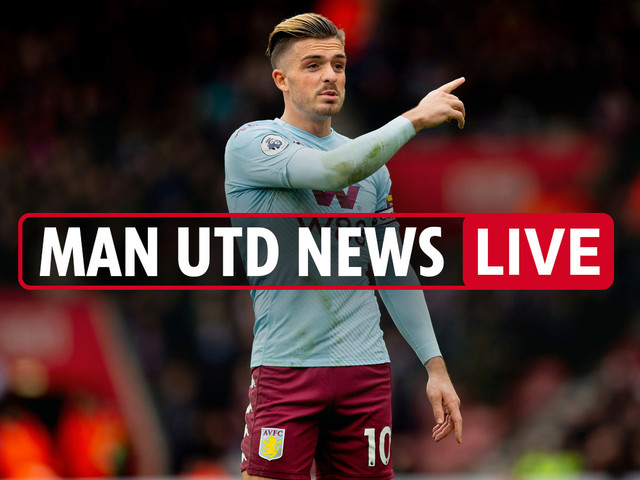 9.45pm Man Utd news LIVE: Grealish transfer is 'in doubt' after car crash, Sancho LATEST, Lingard and Pogba message