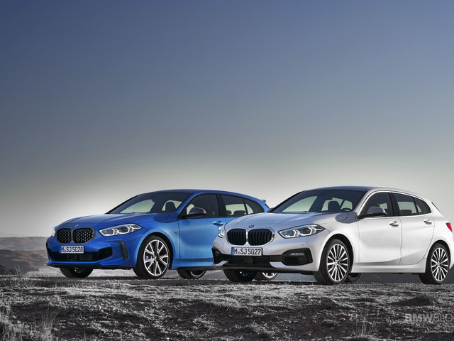 Specs for BMW 1 Series Unveiled, 116d and 118d Models Added to the Range