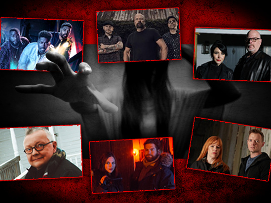 Ghosts, Spirits and Spooks Take Over the Travel Channel for 'Ghostober'