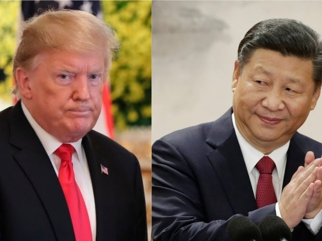 First part of US-China trade deal could be delayed until December, report says