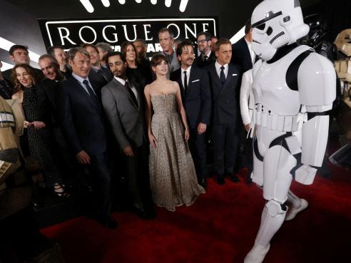 Disney announces new Star Wars film trilogy, TV series
