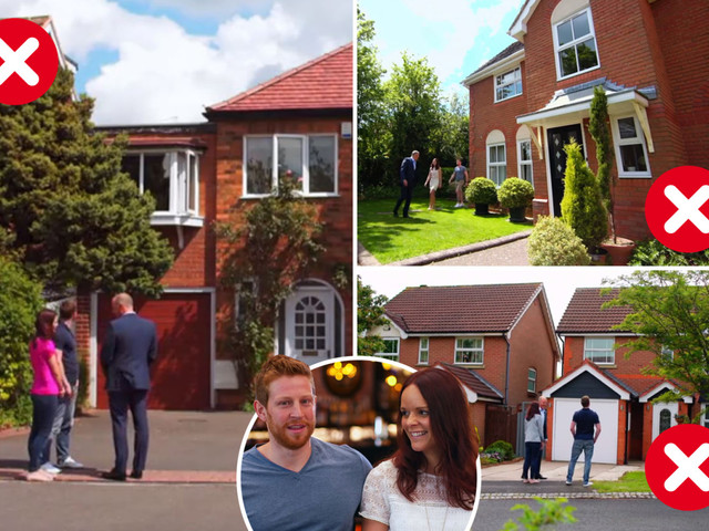 Mum with £550k budget called 'spoiled' as she rejects four-bed houses on Location, Location, Location for being 'too small'