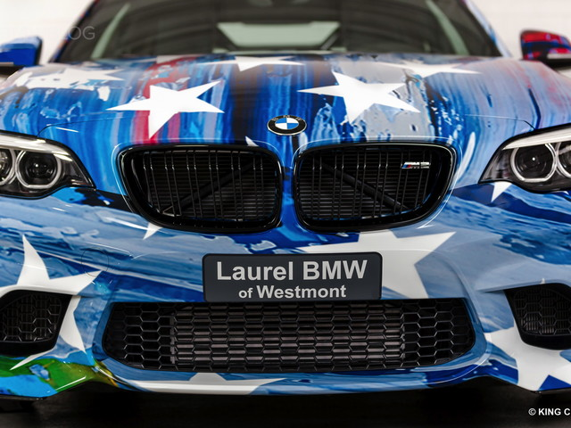 The Laurel Motorsports M2 Edition: Art on Wheels and Taking it to the Track