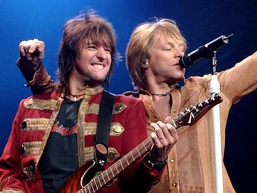 Hipgnosis buys song rights from Bon Jovi guitarist Richie Sambora