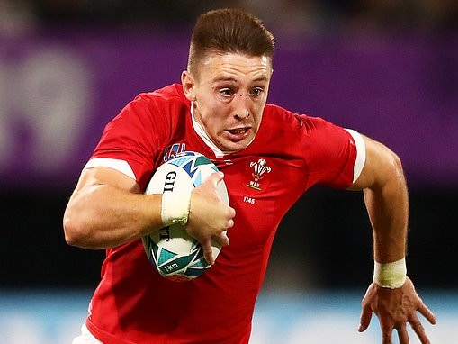 Rugby World Cup news: Josh Adams targets Shane Williams' record World Cup try haul for Wales