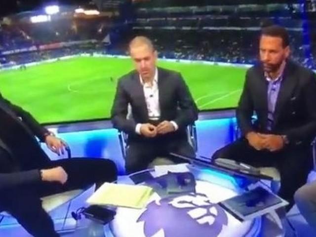 Manchester United legend Rio Ferdinand appears to slam Kyle Walker in unaired punditry