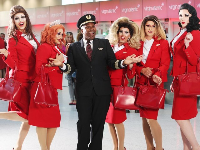 Virgin Atlantic launches dedicated flight for World Pride 2019 and it sounds like an epic celebration
