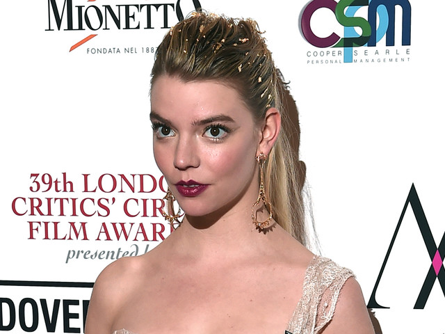 Anya Taylor-Joy Stuns in White for London Critics' Circle Choice Awards 2019