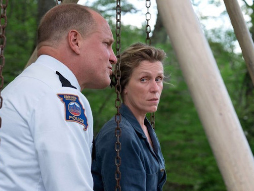 'Three Billboards Outside Ebbing, Missouri' Wins Big At The BAFTAs, Adjust Your Oscar Odds Accordingly