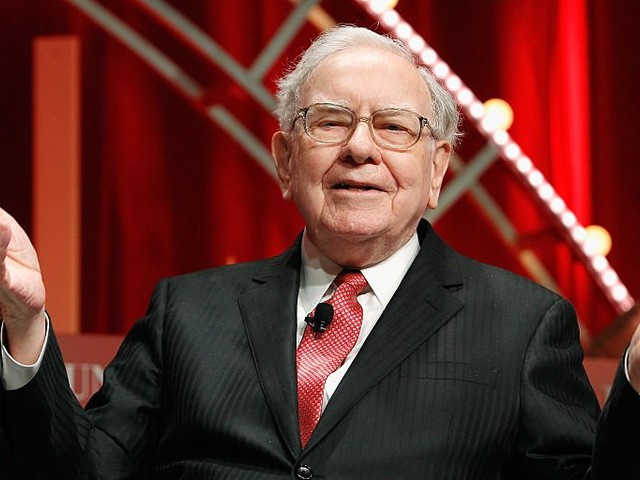 Warren Buffett says he bid about $5 billion for Tech Data, calling it 'our kind of business'