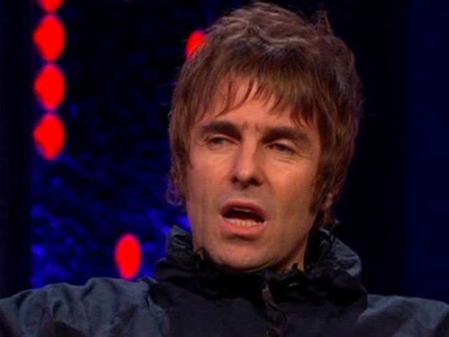 Liam Gallagher's savage dig at Matt Lucas as he laughs at him for Bake Off stint