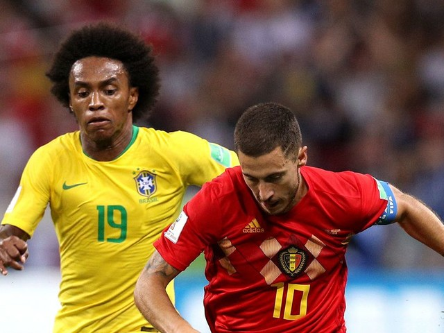 No Real bid for Hazard or Willian; no progress on Courtois — report