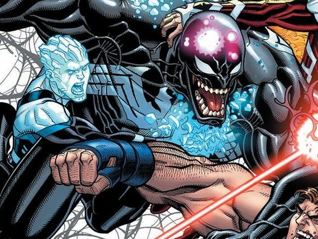 Marvel Announces X-Men/Venom Crossover Poison X