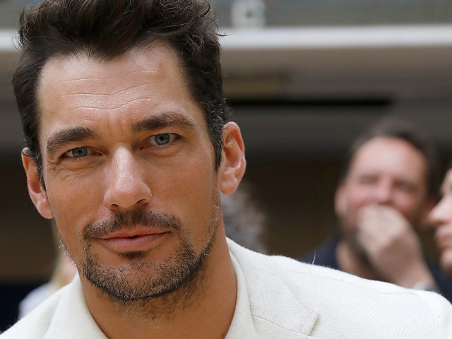David Gandy Shares His Fitness Tips And Gets Real About Body Insecurities