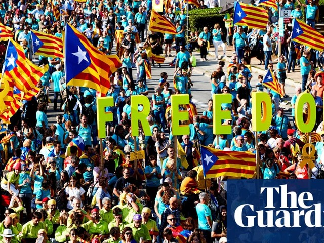 Catalan independence rally draws smallest crowd in seven years