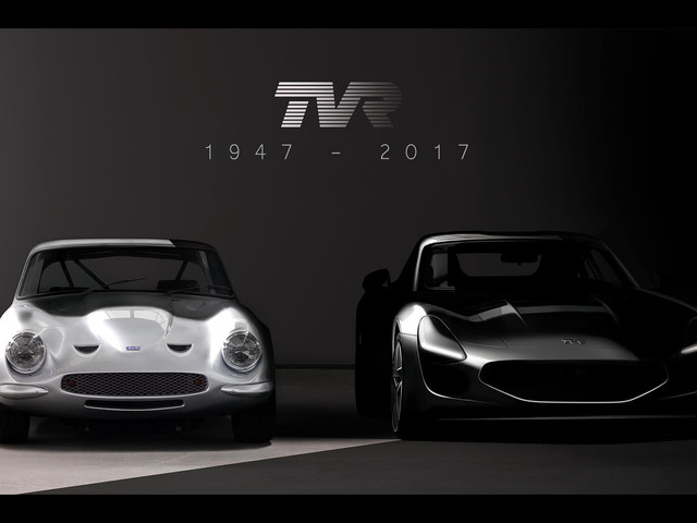TVR shows first image of 480bhp, £90k comeback coupé