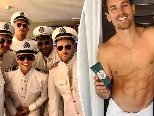Todd McKenney reveals costumes male celebrities will be stripping off for The All New Monty