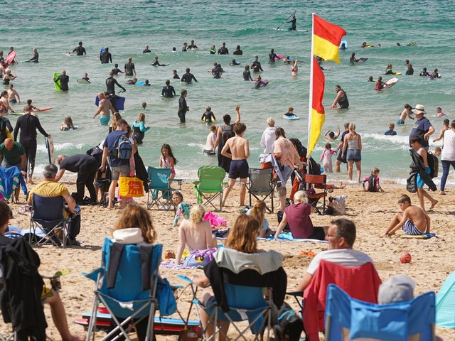 Cornwall Tourist Board Urges People To Stay Away As Covid Cases Soar