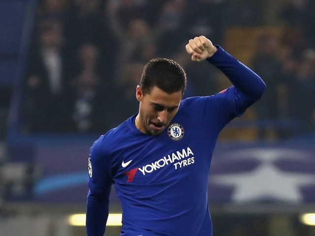 Eden Hazard vs. AS Roma: Shining brighter than ever on the European stage