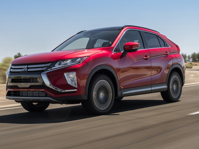 c5e8d95eb Mitsubishi Eclipse Cross  2019 Motor Trend SUV of the Year Contender ...