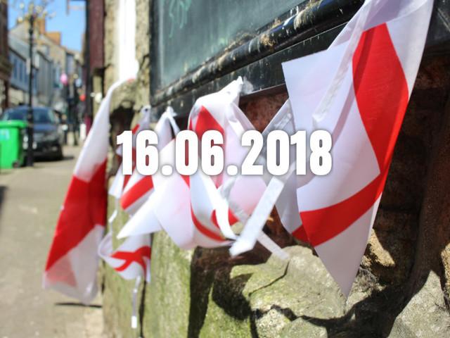 News, Nuggets & Longreads 16 June 2018: Football, Motorbikes, Public Toilets