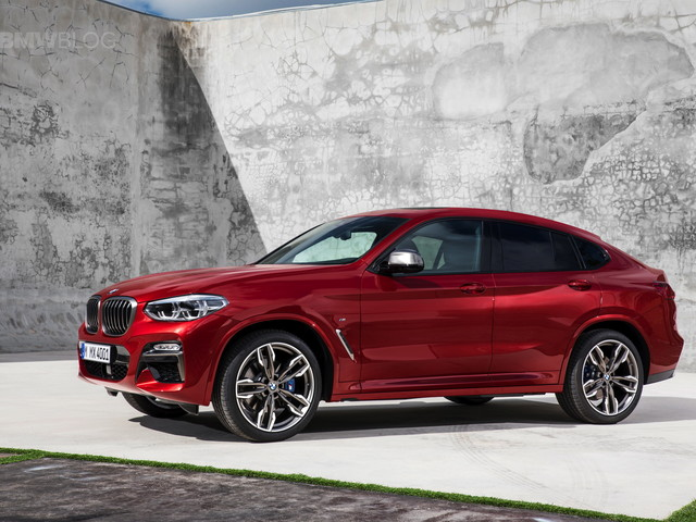 Video: All You Need to Know about the New BMW X4