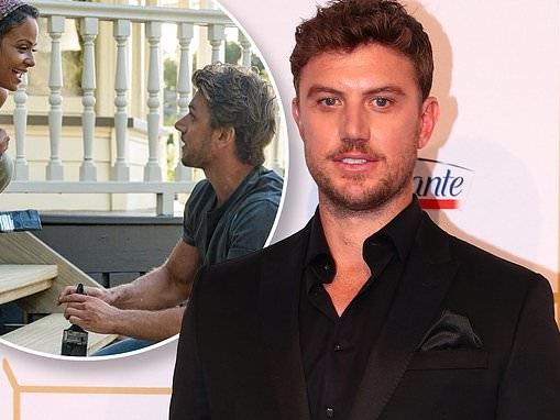 Australian actor Adam Demos is cast in a new Netflix rom-com