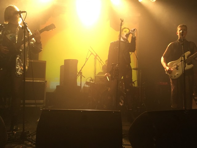 PINS: The Garage, London – live review