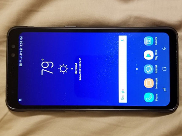 Samsung Galaxy S8 Active leaks in its full glory.