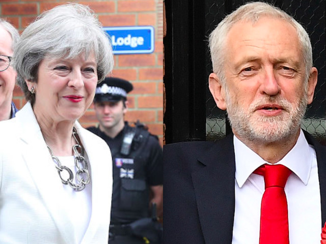 PMQs: Corbyn accuses May of making further 'real terms cuts' to public sector worker pay