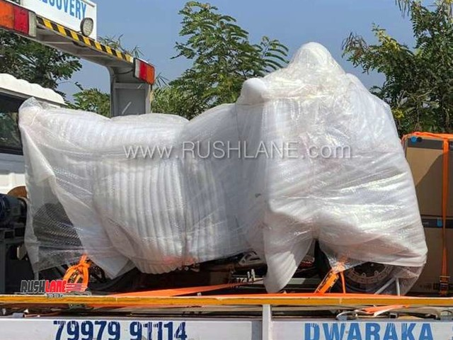 Benelli TRK 502 and 502X spied ahead of India launch tomorrow
