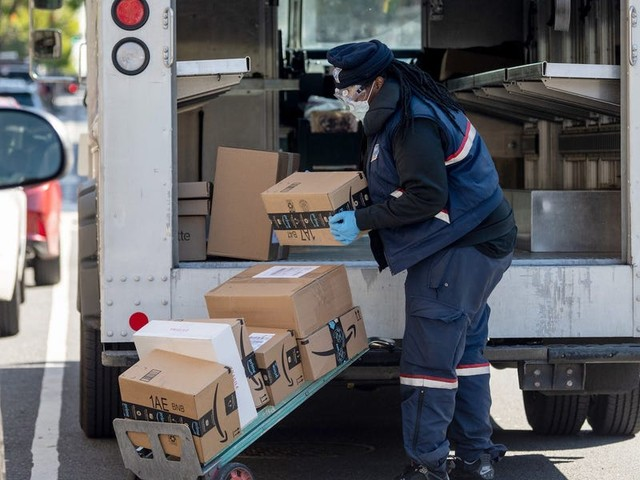 Louis DeJoy's big plan for USPS reform: rethinking its relationship with Amazon and other e-commerce players