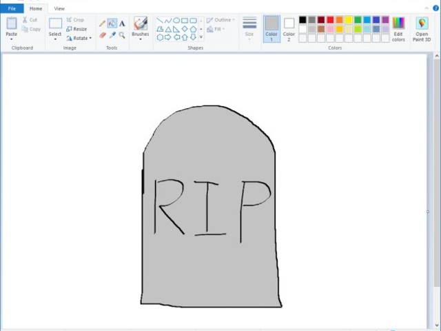 Windows 10 Fall Update puts MS Paint, Outlook Express, and more on the chopping block