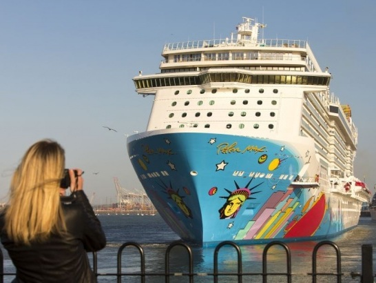 Norwegian Cruise Line reports strong increase in earnings