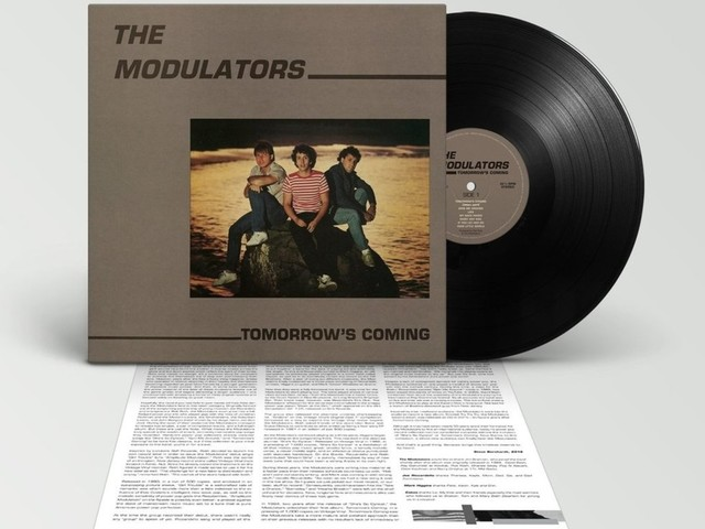 """The Modulators' """"Tomorrow's Coming"""" Is a Gift from the '80s"""