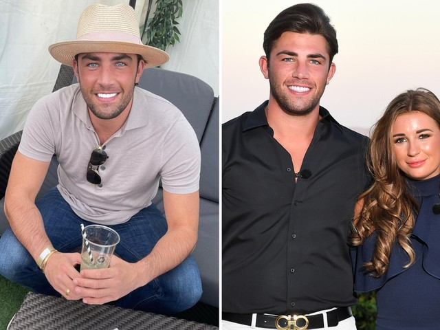 Jack Fincham puts on a brave face as he insists 'things change' after sharing regrets over Dani Dyer split