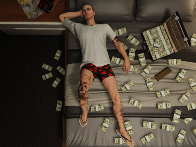 A gamer who made and sold cheat software for 'Grand Theft Auto V' now owes the game's creators $150,000 for copyright infringement
