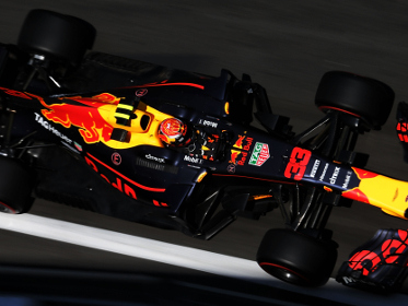 Red Bull charges into Azerbaijan as Max Verstappen tops Friday F1 practice