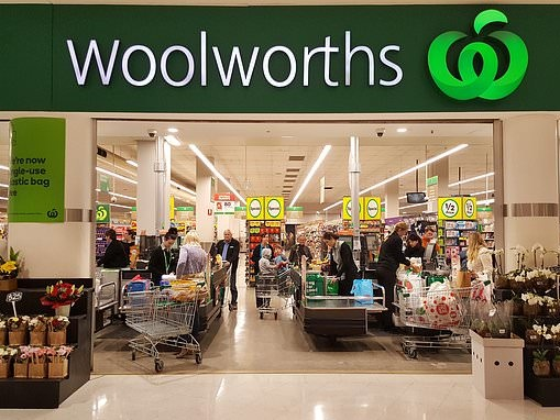 Nationwide shutdown of all Woolworths stores for a mega restock