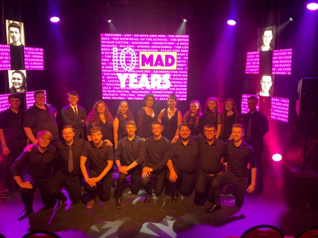 The talent keeps on coming with Mad Hatter celebration concert