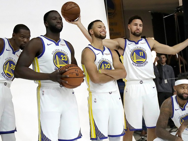 How the Warriors built one of the NBA's all-time greatest dynasties with timing, foresight, and a lot of luck