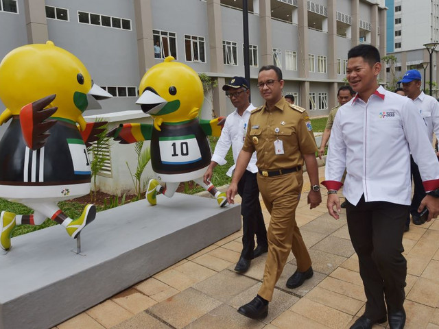 Indonesian NOC calls on Government to support 2032 Olympic bid