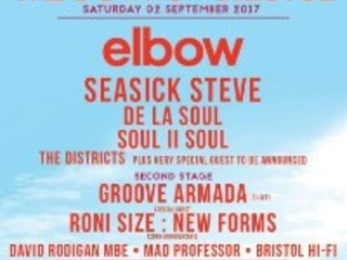 Elbow To Headline Bristol's The Downs Festival