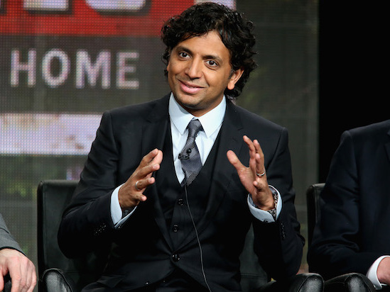 M Night Shyamalan Teams Up With Universal Pictures for Two New Original Thrillers