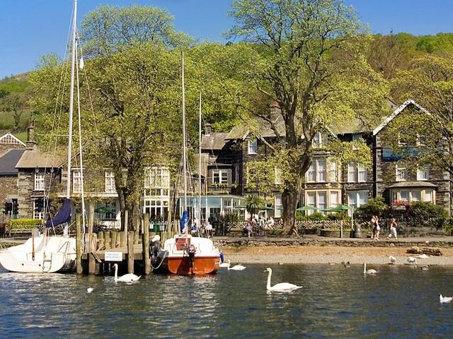 The Waterhead Hotel in Ambleside makes a blissful break from city living